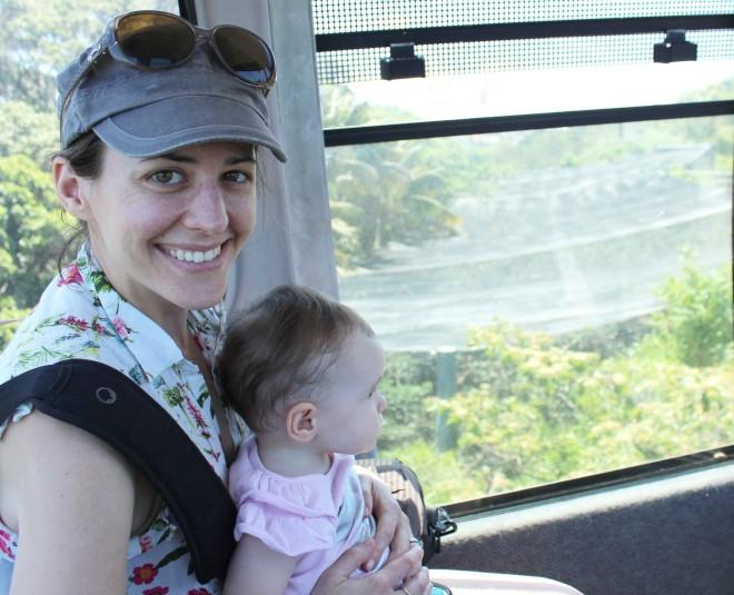 Being a 'real mum' at Taronga zoo